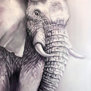 elephantwallart
