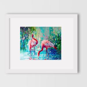 flamingoart
