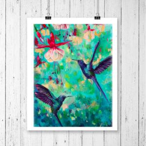 hummingirds