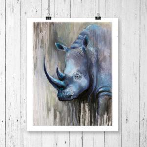 rhino-print
