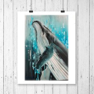 whale-print